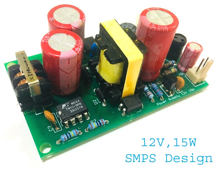 Smps Schematic Using Ic Ka7500