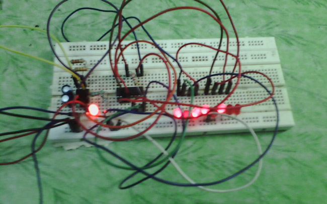 Working Of 555 Timer As An Astable Multivibrator Eeweb Community