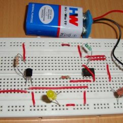 Convert Circuit Diagram To Breadboard Ceiling Fan With Light Wiring One Switch Diagrams For Lights Fans And Clap Using Ic 555 Project