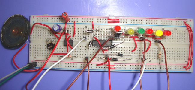 How To Build A Decade Counter Circuit With A 4017