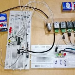 Wiring Diagram For Home Automation 6 Pin Trailer Gom Vipie De Dtmf Based Project With Circuit Rh Circuitdigest Com System