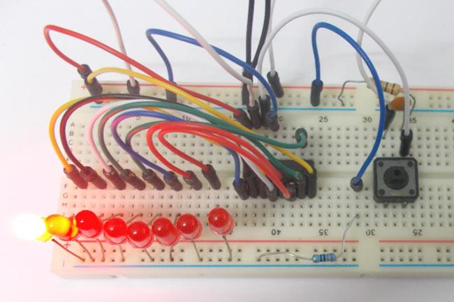 digital clock circuit using 555 timer diagram z650 wiring decimal counter 4017 decade ic