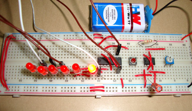 Quiz Circuit Circuit Diagrams Schematics Electronic Projects