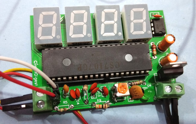 Projects Using Lm3914 Test A Car Battery Voltage Circuit Diagram