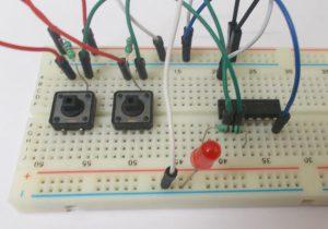 XOR Gate Circuit Diagram