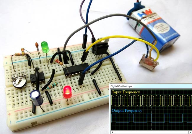 555 Bistable Multivibrator Electronics Forum Circuits Projects And