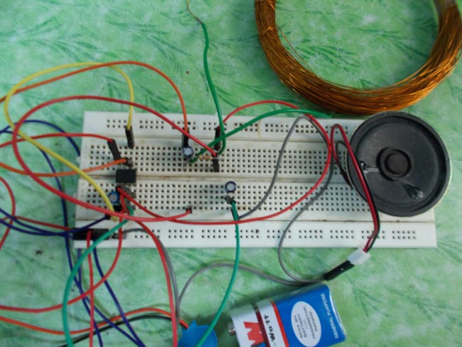 Any Schematic Design For Brainless No Pic No Microcontroller Avoiding