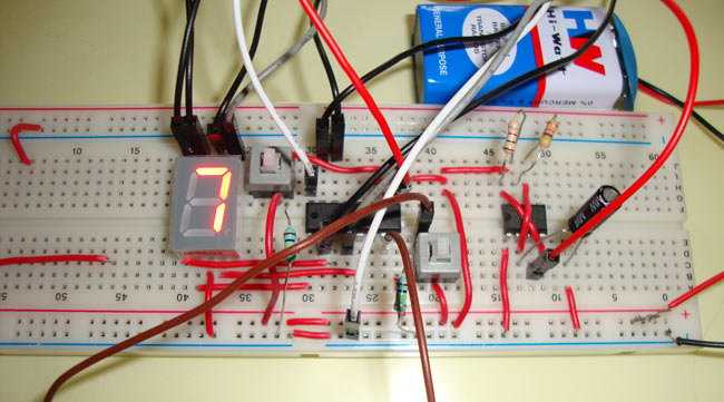 Game Show Timer Buzzer Electronic Circuits