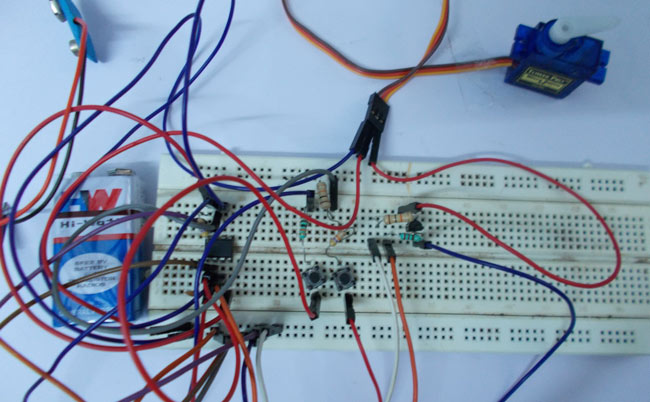 Motor Speed Control Using Arduino Electronic Circuits And Diagram