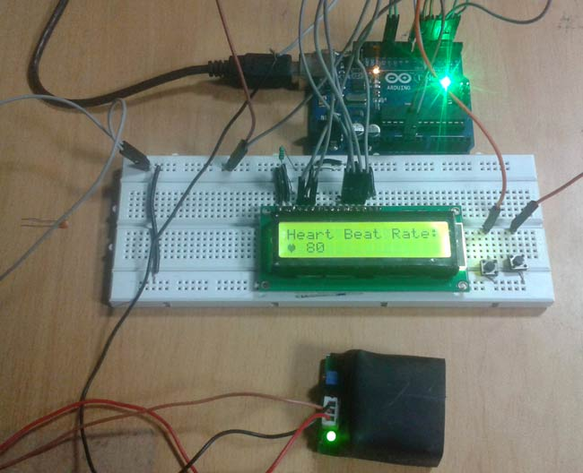 Circuit Heart Rate Monitor Hrm Receiver Circuit Heart Rate Sensor