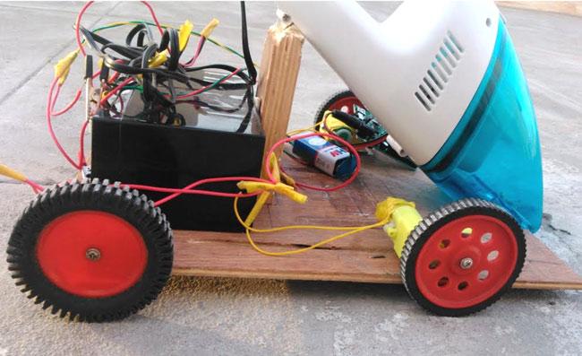 Simple Circuit Using 555