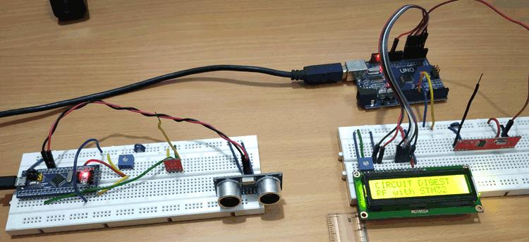Blinking Led Using 8051