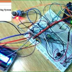 Water Level Indicator Project With Circuit Diagram Car Air Conditioning System Iot Based Pollution Monitoring Using Arduino & Mq135 Sensor