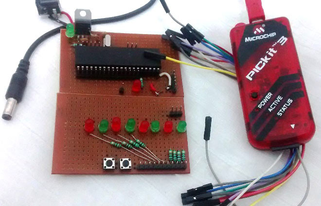 Circuits 8085 Projects Blog Archive Simple Delay Time Circuit