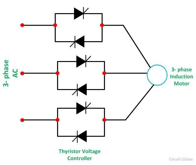 3 phase voltage regulator wiring diagram