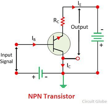 common base configuration circuit diagram wiring for a starter solenoid 12 volt smartproxyfo what is collector connection or cc npn transistor