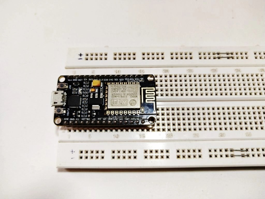 Simple Home Automation Using ESP8266