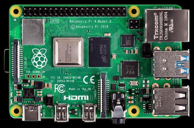 Introducing Raspberry Pi 4