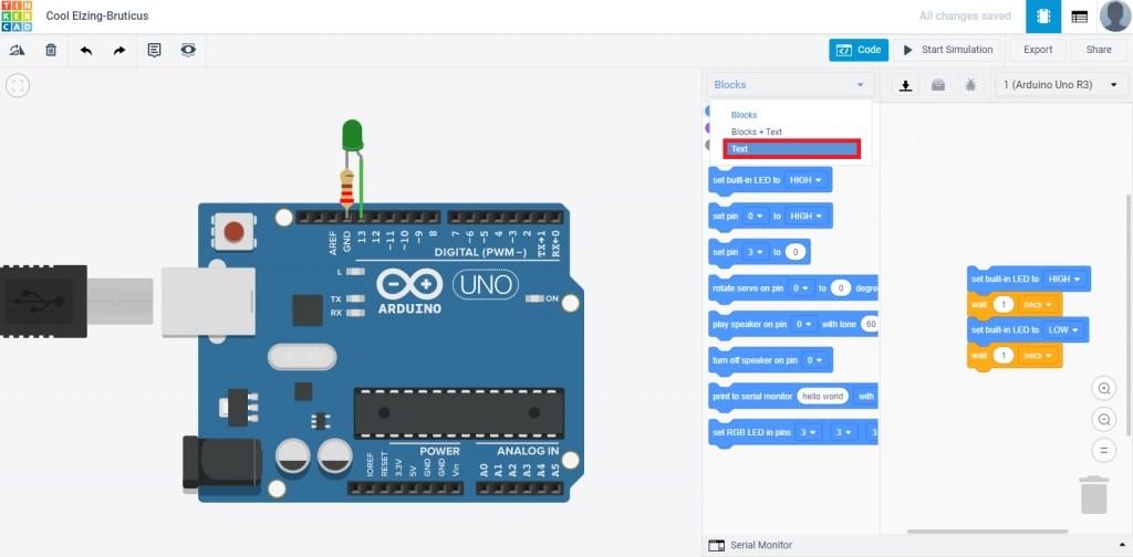 What is TinkerCAD arduino simulator