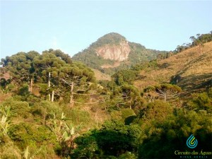 Pedra Riscada, montanhismo, Circuito das Águas