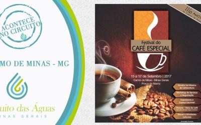 Carmo de Minas – Festival do Café Especial 2017