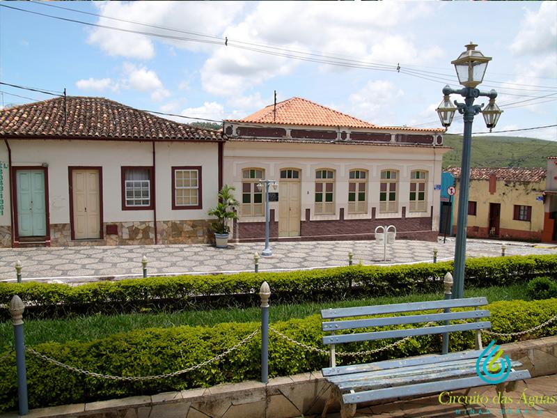Turismo Histórico - Circuito das Águas - MG