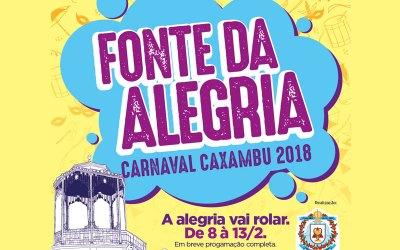 Carnaval 2018 em Caxambu – MG.