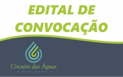 EDITAL CONVOCAÇÃO