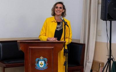 SUBSECRETÁRIA DE TURISMO VISITA O CIRCUITO DAS ÁGUAS