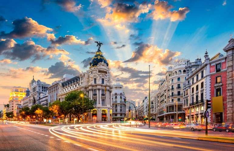 Resultado de imagen para Madrid