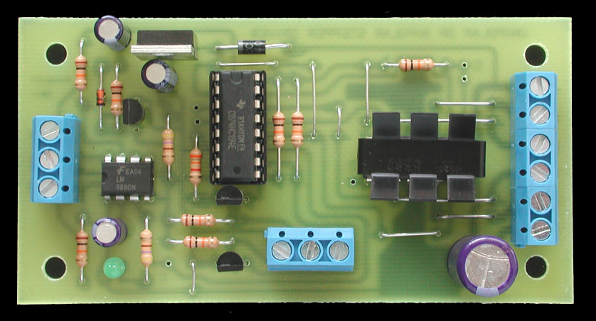 Stepper Motor Driver Circuit Design Using Njm3771