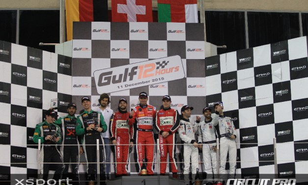 Gulf12hr: Kessel Racing win the 5th edition of Gulf 12 Hours at Yas Marina Circuit