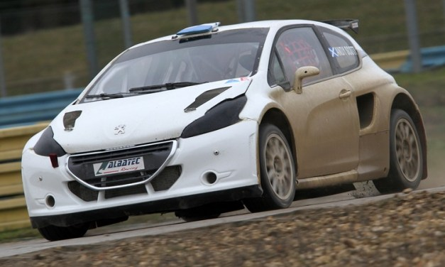 RallyX: Former F1 Champion Villeneuve commits to new FIA World Rallycross Championship