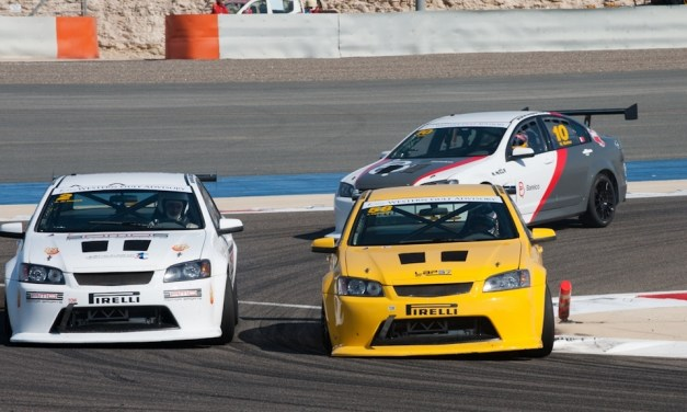Bahrain: National Racing Festival opens with season debut for WGA V8 Supercars