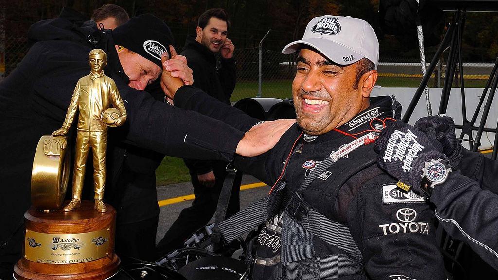 NHRA: Al Balooshi takes first career win for Al Anabi team in Top Fuel World Championship