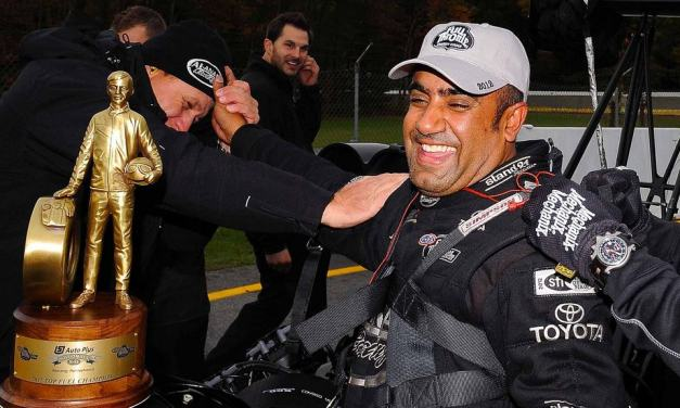 NHRA: Al Balooshi takes first career win for Al Anabi team in Top Fuel World Championship
