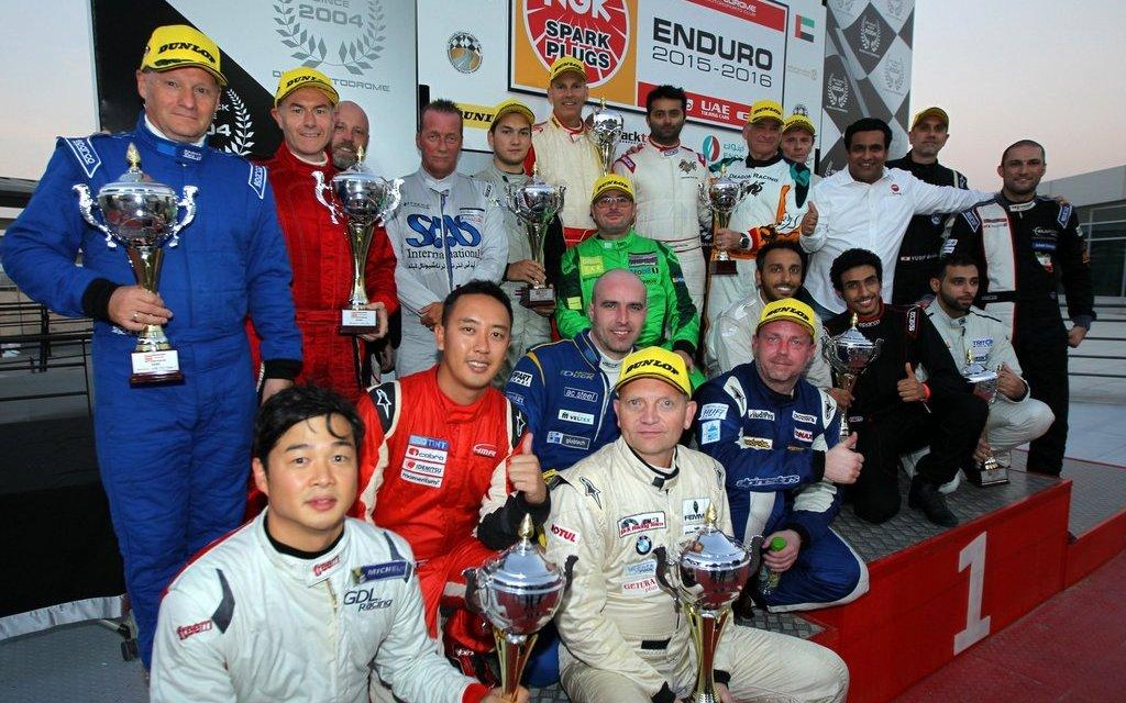 UAE: Lechner Racing duo score NGK Endurance win at Dubai Autodrome