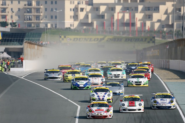 Dubai 24hr: Teams supporting cancer research in 'lap by lap' fundraiser