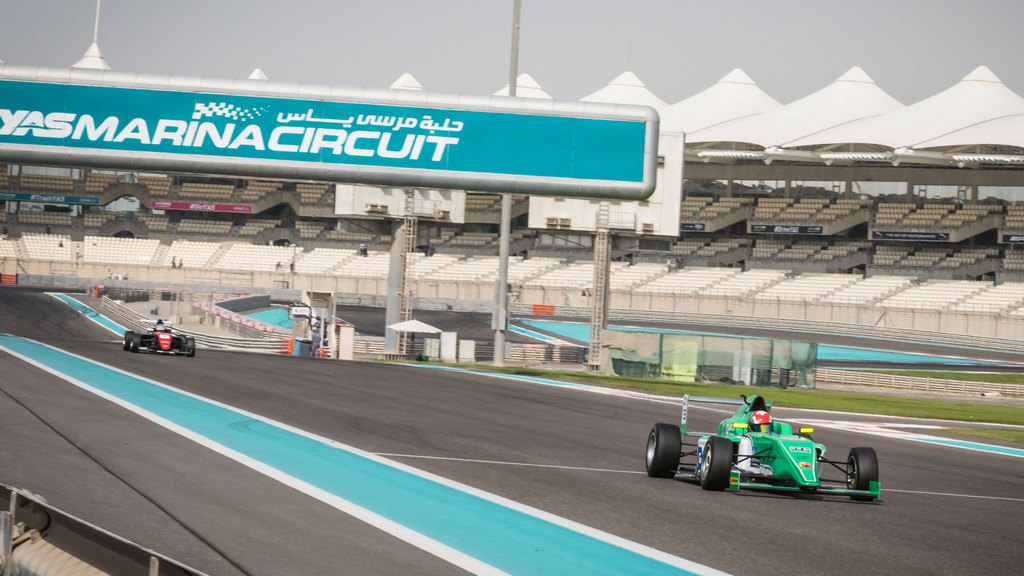 UAE: Local UAE teams share victories at Yas Marina Circuit