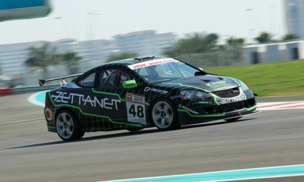 Dubai: Dunlop 24hr 2015 with Zettanet Racing Team (ZRT)