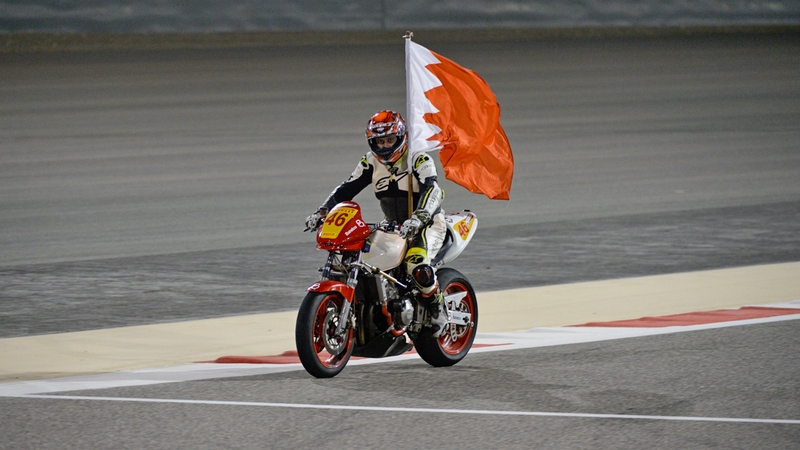 Bahrain: Al Kooheji crowned first ever BMR600 series Champion and retires from competition in style