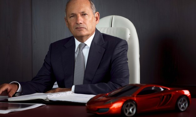 Business: New McLaren Group acquires Ron Dennis's shareholding and steps down as Chairman