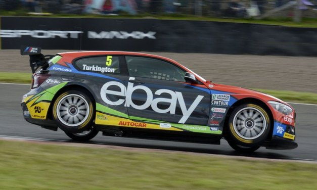 BTCC: Neal, Jackson and Collard share the spoils at Knockhill