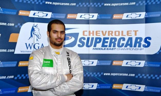 V8 Middle East series: Al Yaeesh and Raffii set for showdown in WGA Chevrolet V8 Supercars