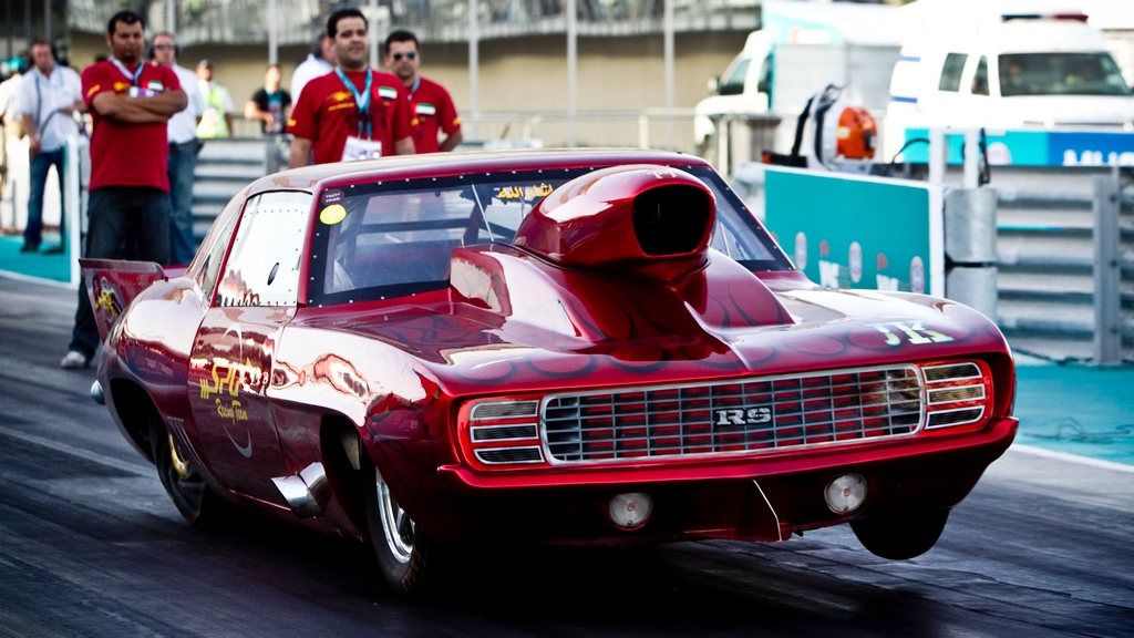 Drag: Yas Marina Circuit announces new Pro Drag season with AED 920k prize fund