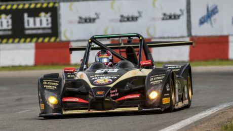 Amro Al Hamad in the Wolf GT08