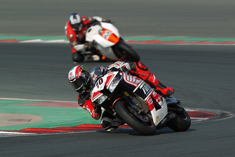 Dubai: UAE Sportbike series opener sees mixed day for TMR