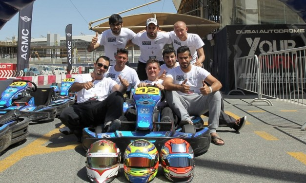 Dubai: SWS Endurance series – 600 lap sees Dubai Falcon Racing Team take to the top step