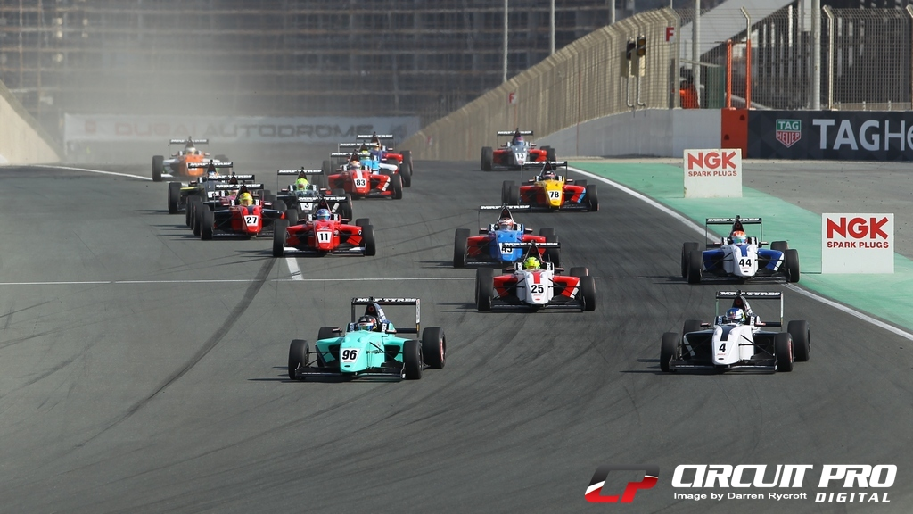 Dubai: Packed double header Power Weekend at Dubai Autodrome