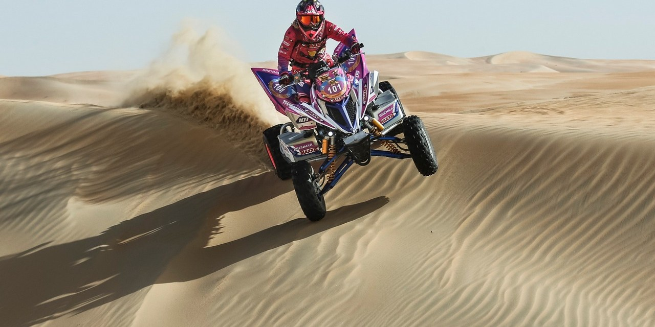 Dubai: Local drivers share stage with World Stars in Dubai International Baja